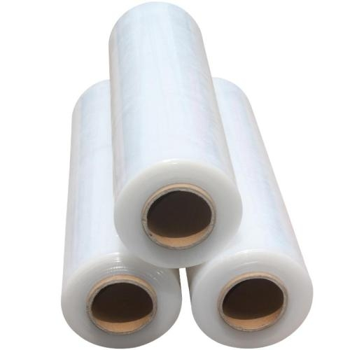 缠绕膜的几种分类及特点