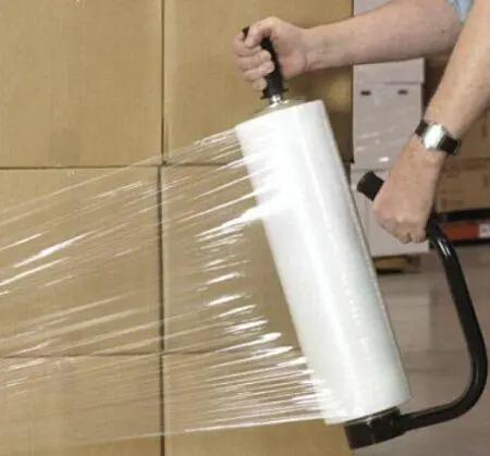 科学节省经济适用拉伸膜缠绕膜的办法